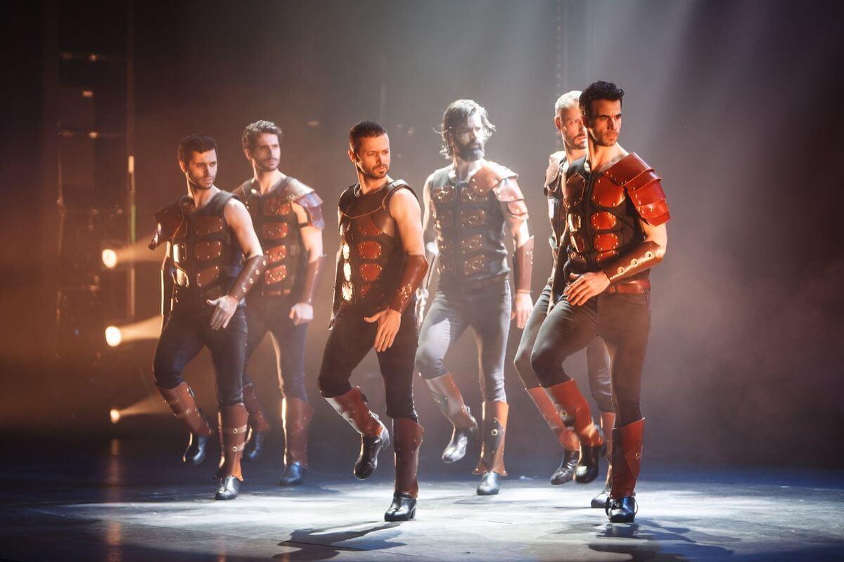los vivancos nacidos para bailar espectaculo critica opinion teatro entradas